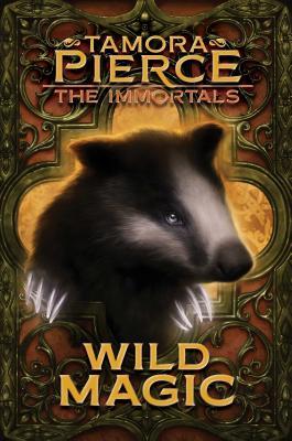 Cover for Wild Magic (The Immortals #1)