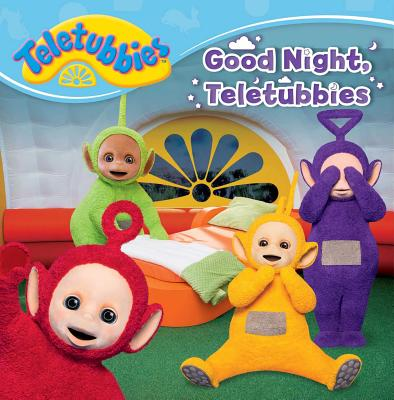 Good Night, Teletubbies Cover Image