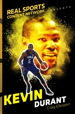 Cover for Kevin Durant (Real Sports Content Network Presents)