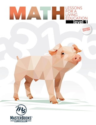 Math Level 1: Lessons for a Living Education Cover Image