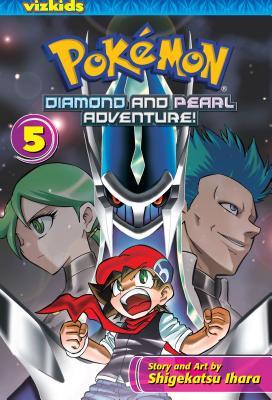 Pokémon Diamond and Pearl Adventure!, Vol. 5 Cover Image