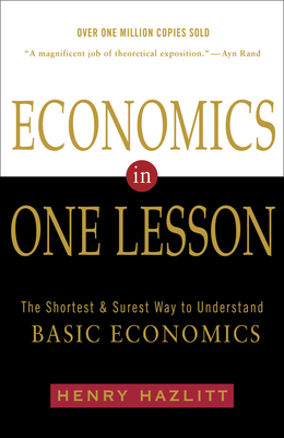 Economics in One Lesson Cover