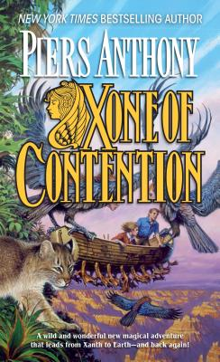 Cover for Xone of Contention