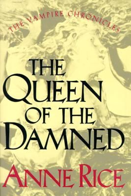 Queen of the Damned Cover