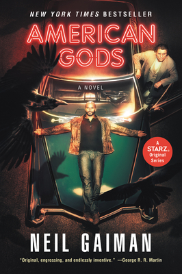 American Gods [TV Tie-in] cover image