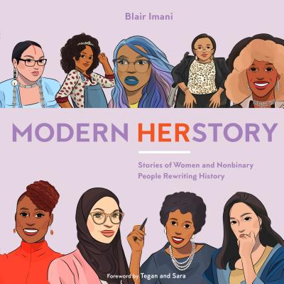 Modern HERstory: Stories of Women and Nonbinary People Rewriting History Cover Image