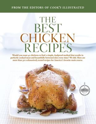 The Best Chicken Recipes Cover