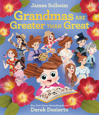 Grandmas Are Greater Than Great Cover Image