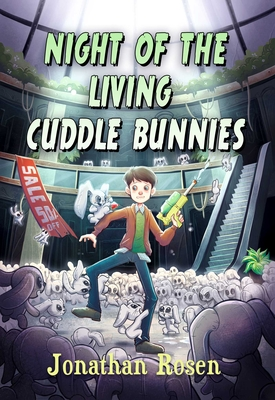 Cover for Night of the Living Cuddle Bunnies