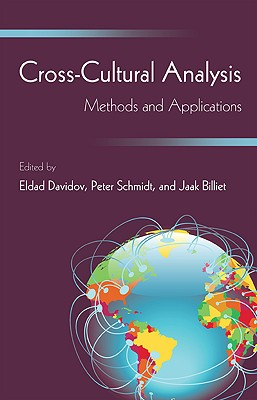 Cross-Cultural Analysis: Methods and Applications (European Association of Methodology) Cover Image