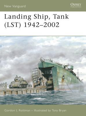 Landing Ship, Tank (LST) 1942-2002 Cover