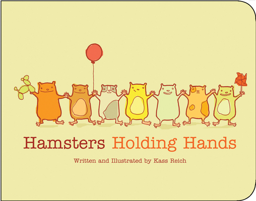 Hamsters Holding Hands Cover