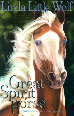 Great Spirit Horse Cover