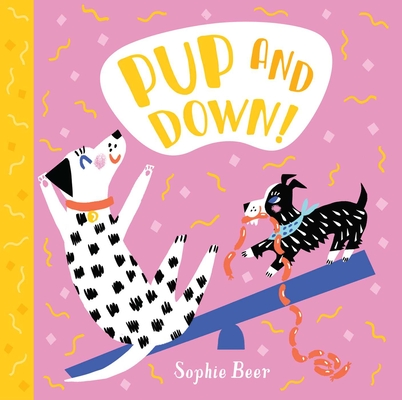 Cover for Pup and Down!