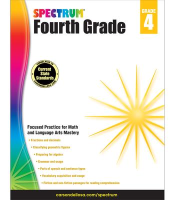 Spectrum Grade 4 Cover Image