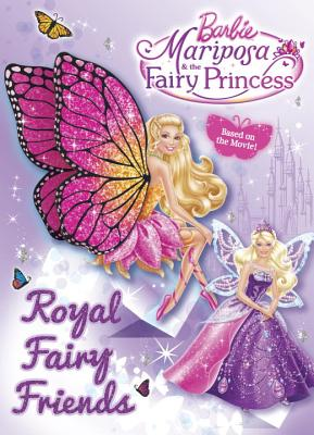 Royal Fairy Friends Cover Image