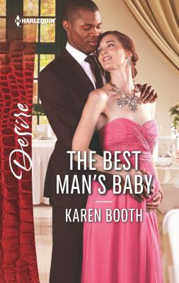 Cover for The Best Man's Baby (Harlequin Desire #2496)