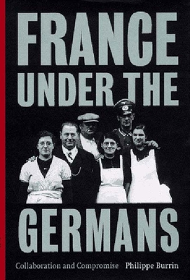 France Under the Germans Cover