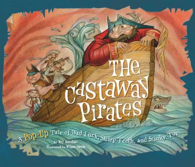 The Castaway Pirates Cover
