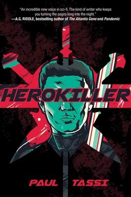 Cover for Herokiller