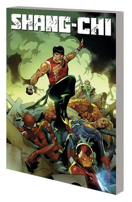 Shang-Chi by Gene Luen Yang Vol. 2: Shang-Chi vs. the Marvel Universe Cover Image