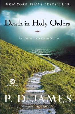 Death in Holy Orders: An Adam Dalgliesh Novel Cover Image