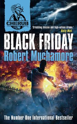CHERUB VOL 2, Book 3: Black Friday Cover Image