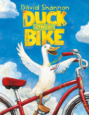 Duck on a Bike Cover Image