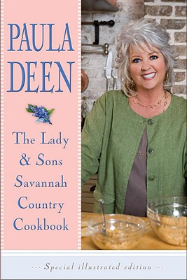 The Lady & Sons Savannah Country Cookbook Cover