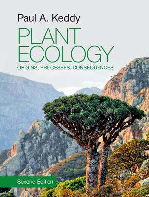 Plant Ecology: Origins, Processes, Consequences Cover Image