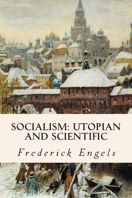 Socialism: Utopian and Scientific Cover Image