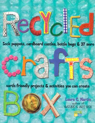 Recycled Crafts Box Cover