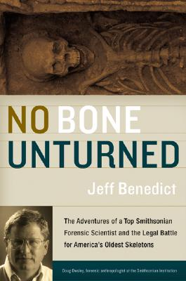 Cover for No Bone Unturned