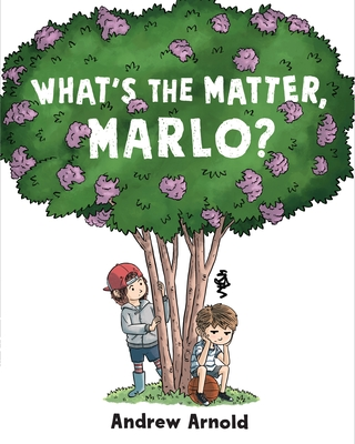 Cover for What's the Matter, Marlo?