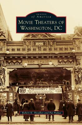Movie Theaters of Washington, DC Cover Image
