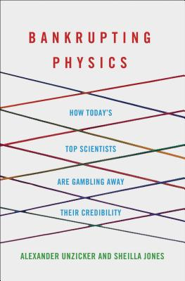 Bankrupting Physics Cover