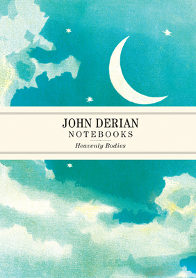 John Derian Paper Goods: Heavenly Bodies Notebooks Cover Image