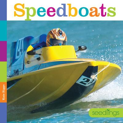 Seedlings: Speedboats Cover Image