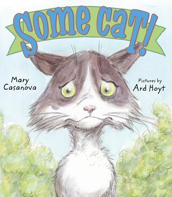 Some Cat!: A Picture Book Cover Image