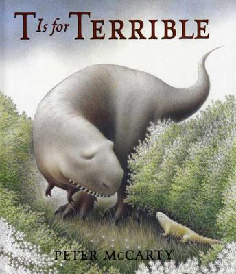 T Is for Terrible Cover