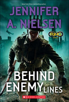 Behind Enemy Lines (Infinity Ring #6) Cover Image
