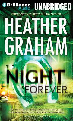The Night Is Forever (Krewe of Hunters #11) Cover Image
