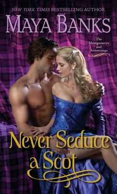 Never Seduce a Scot Cover