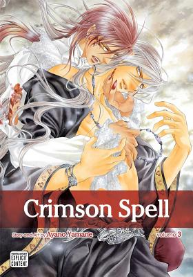Crimson Spell, Volume 3 Cover