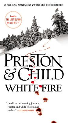 White Fire (Agent Pendergast series #13) Cover Image