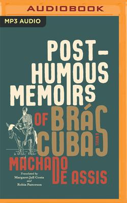 Posthumous Memoirs of Brás Cubas Cover Image
