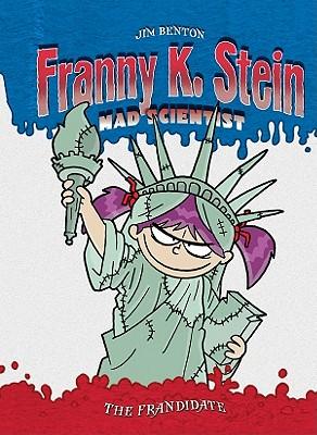Frandidate: #7 (Franny K. Stein) Cover Image