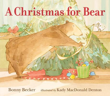 A Christmas for Bear (Bear and Mouse) Cover Image