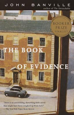 The Book of Evidence Cover