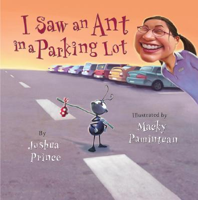 I Saw an Ant in a Parking Lot Cover